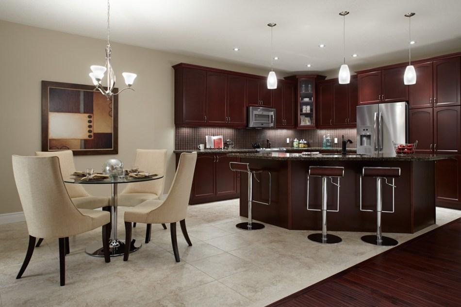 Halifax Bordeaux Kitchen - Frendel Kitchens Limited